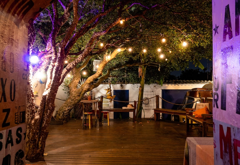 Paradiso Hostel, San Paulas, Sodas