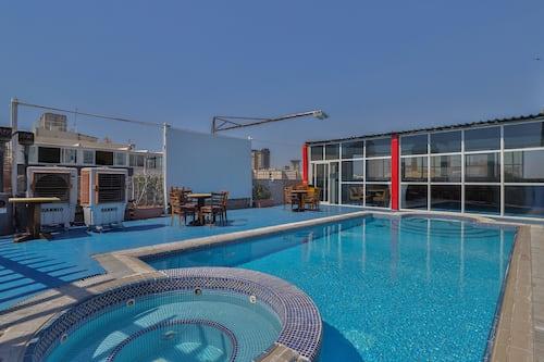Отель sun and sands 3 дубай дубай отдых путевки