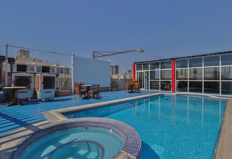 SUN AND SANDS DOWNTOWN HOTEL, Dubái, Piscina