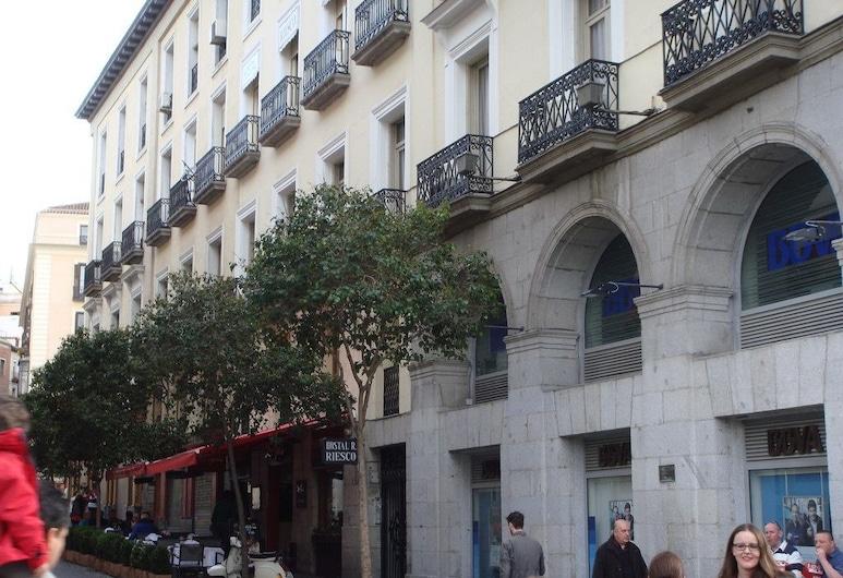Hostal Riesco, Madrid, Hotelfassade