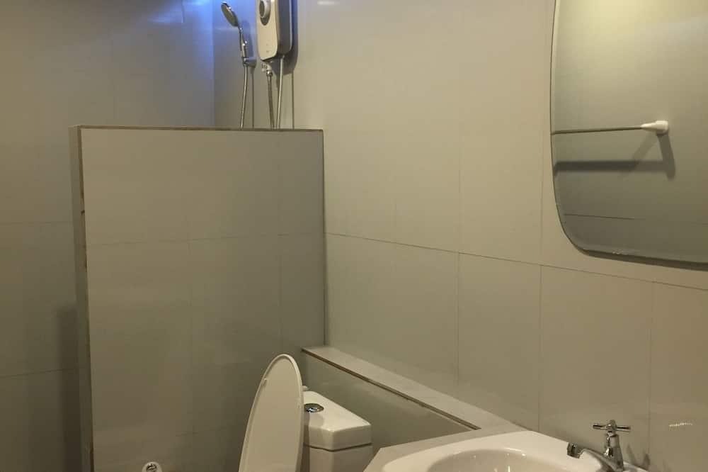 デラックス ダブルルーム シービュー - バスルーム