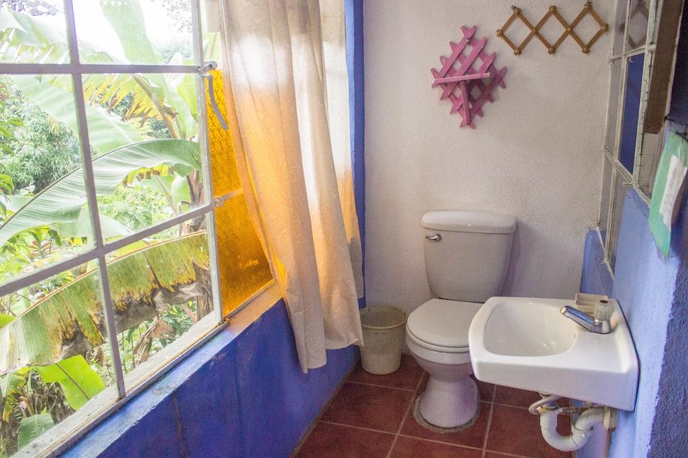 Klasikinio tipo trivietis kambarys - Vonios kambarys