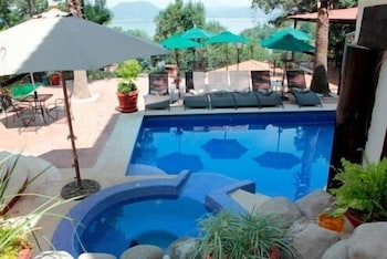 Obrázek hotelu Hotel Suites en la montaña ve městě Valle de Bravo