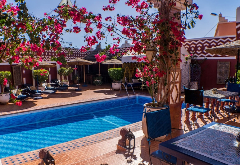 Le Petit Riad, Ouarzazate, Ristorazione per coppie