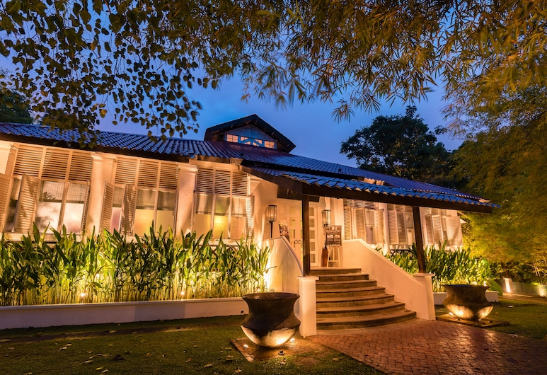 فيلا سامادهي, سنغافورة, مطعم