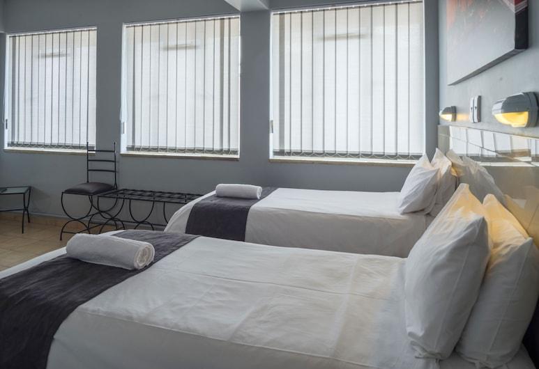 The N1 Hotel Bulawayo, Bulawayo, Standard Twin Room, Guest Room