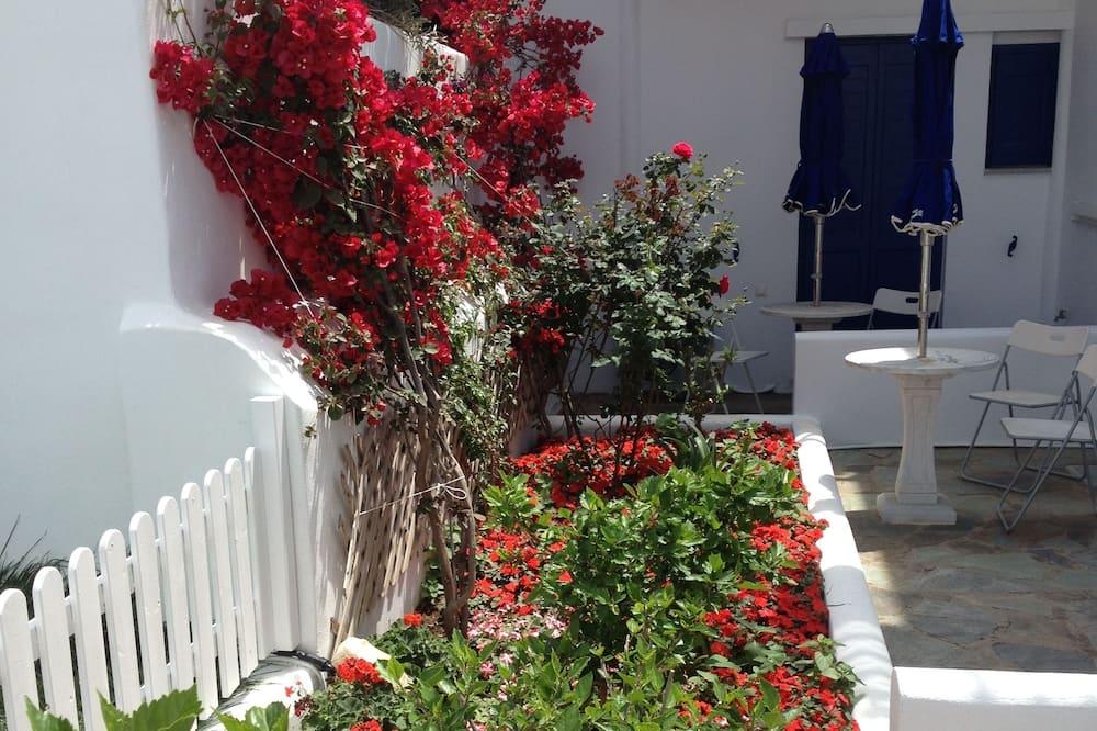 Apartamento ejecutivo - Vistas al jardín