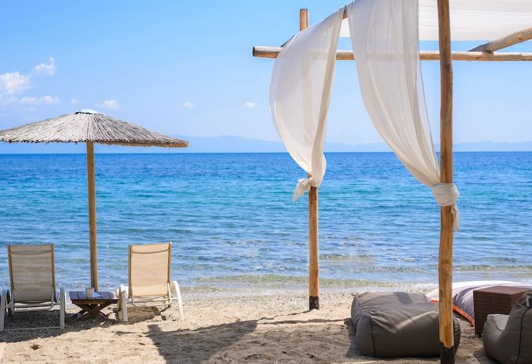 Kappa Resort, Kassandra, Plaża