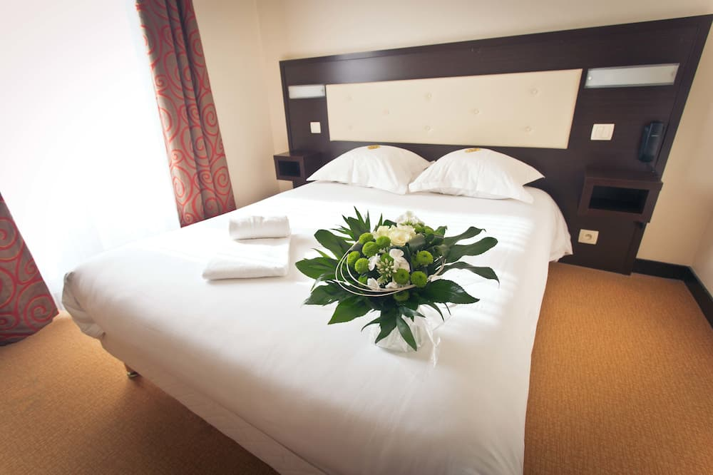 Double Room (+ bon cadeau restaurant) - Guest Room