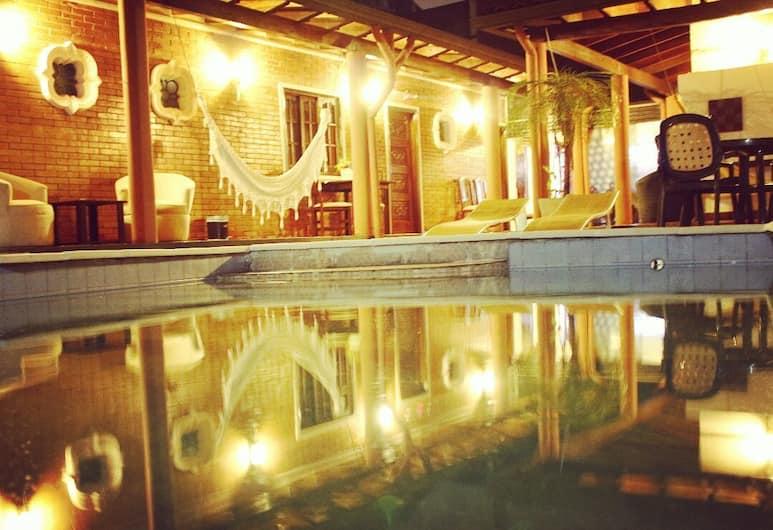 Hassler Hotel Villa Morra, Asunción, Открытый бассейн