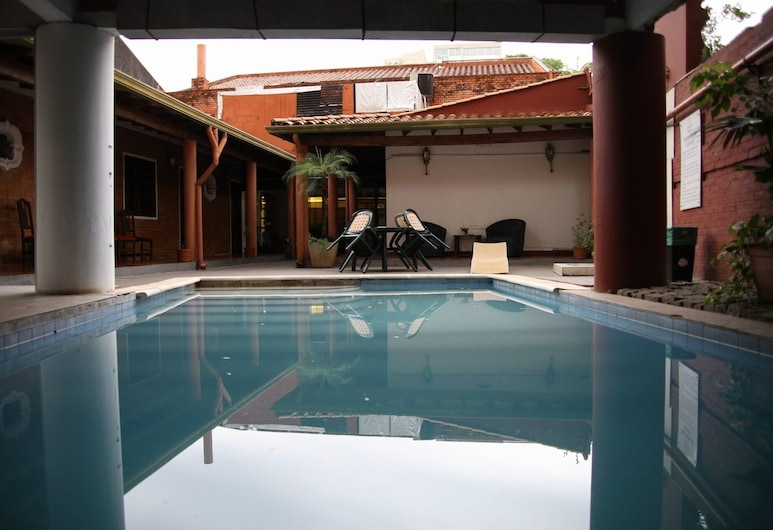 Hassler Hotel Villa Morra, Asunción, Бассейн
