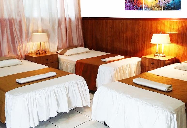 Hotel Manantiales, San Salvador, Trojlôžková izba, Hosťovská izba