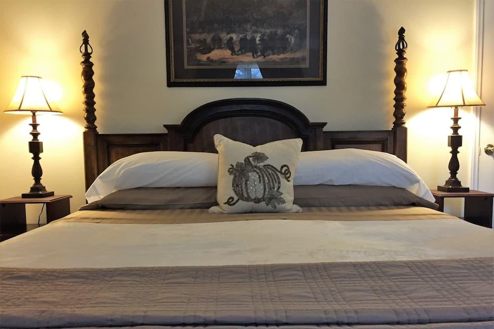 Habitación Premium, 1 cama King size, con acceso para silla de ruedas - Balcón