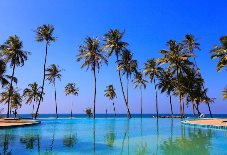 Eskala Hotels & Resorts Ngwe Saung, Plážový rezort Ngwe Saung
