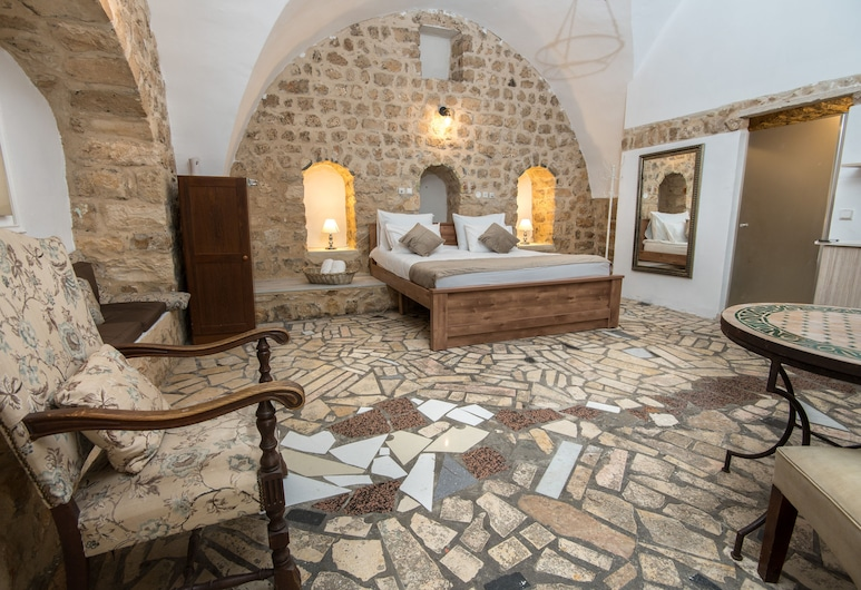 Rosentalis Hotel, Safed, Suite estudio familiar, Habitación