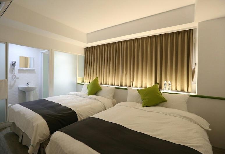 野趣旅舍承德館, 台北市, 雙床房, 客房