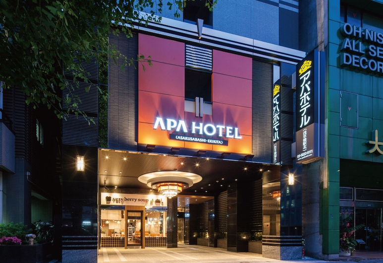 APA Hotel Asakusabashi-Ekikita, Tokyo