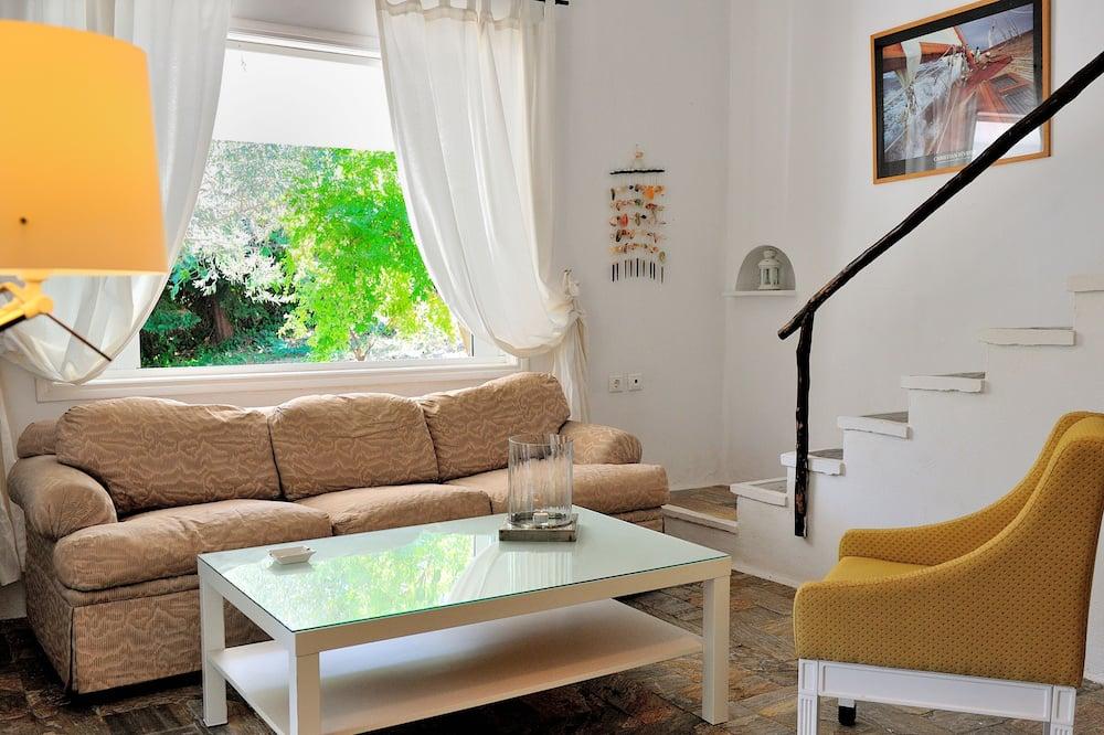 Villa - 2 sovrum (Elena) - Vardagsrum