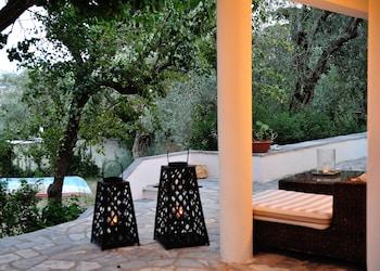 在斯基亚索斯的富特利亚别墅照片
