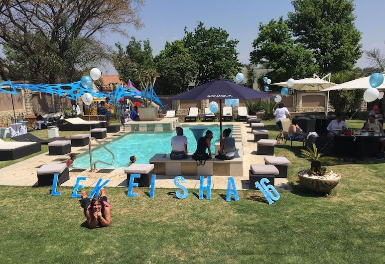 Africa Paradise, Benoni, Venkovní bazén