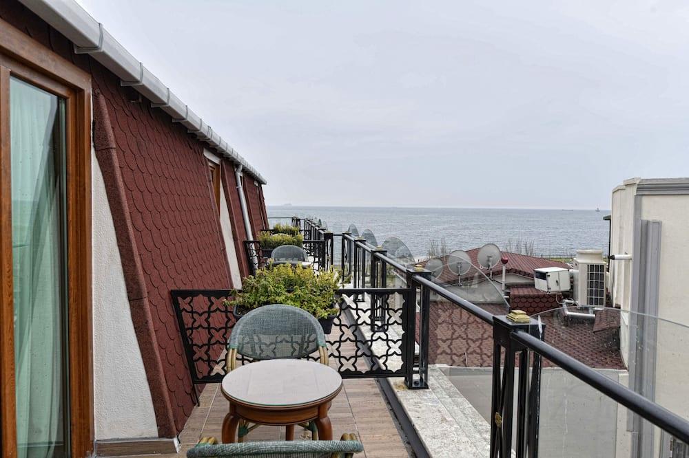 Executive Suite Balcony sea View - Balkon