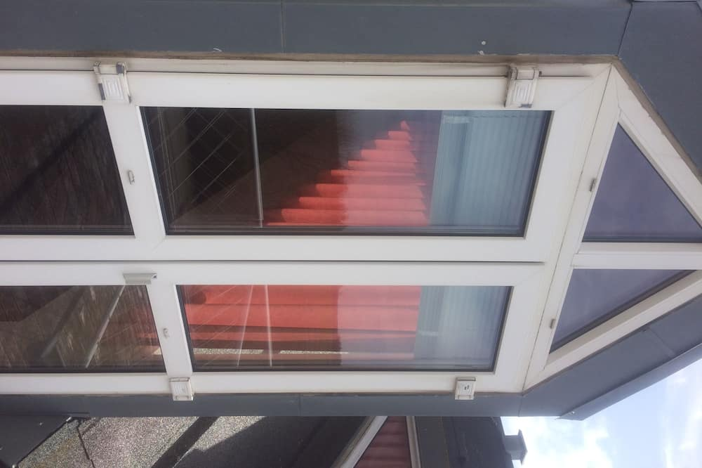 Tweepersoonskamer, privébadkamer - Balkon