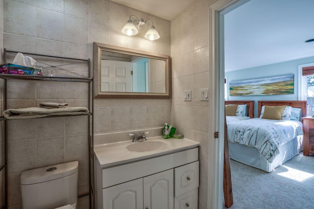 Habitación clásica (Bernard Shaw) - Baño
