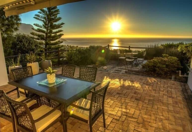 The Kestrel, Cape Town, Outdoor Dining