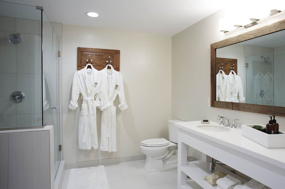 スタンダード ルーム キングベッド 1 台 - バスルーム