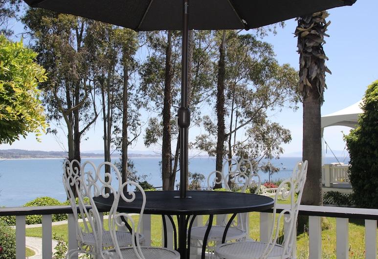 Monarch Cove Inn, Capitola, Terrace/Patio