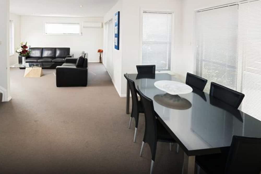 Executive-huoneisto, 2 makuuhuonetta - Oleskelualue
