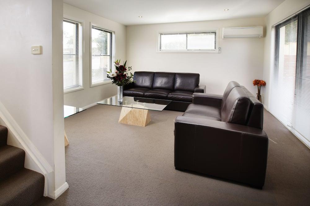 Executive-huoneisto, 2 makuuhuonetta - Olohuone
