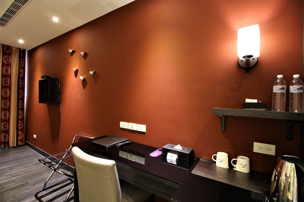 Dvojlôžková izba typu Business, 2 jednolôžka - Obývacie priestory
