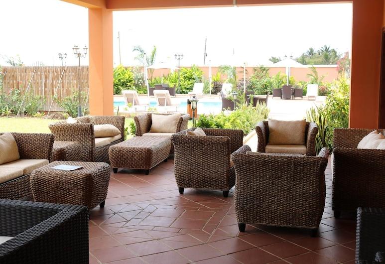 Raphael's Hotel, Pemba, Bar del hotel