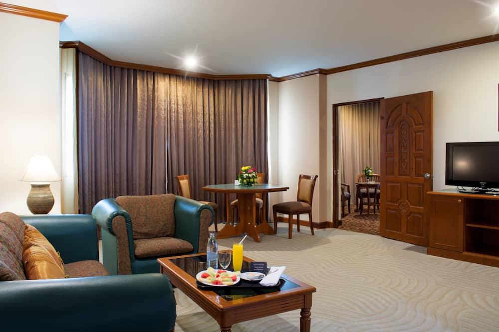 Family Suite - 客房餐飲服務