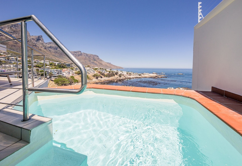 Camps Bay Terrace Penthouse, Cape Town, Outdoor Pool