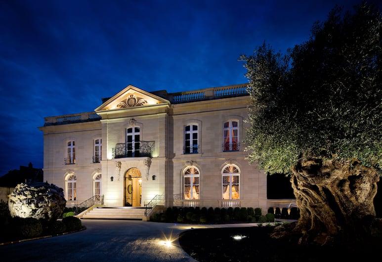 La Grande Maison de Bernard Magrez, Bordeaux, Façade de l'hôtel