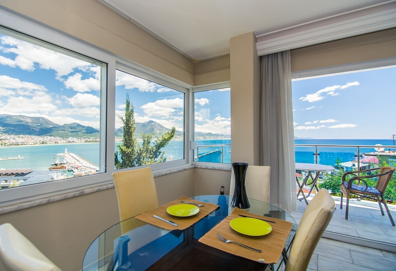Lemon Villa Hotel - Adult Only, Alanya, Exclusive Apart Daire 14, 1 Yatak Odası , Oda