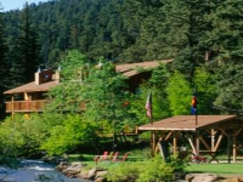 Foto van Ponderosa Lodge in Estes Park