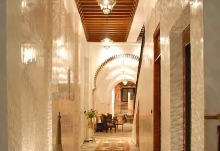 Riad Marrakech House, Marrakesh, Corridoio