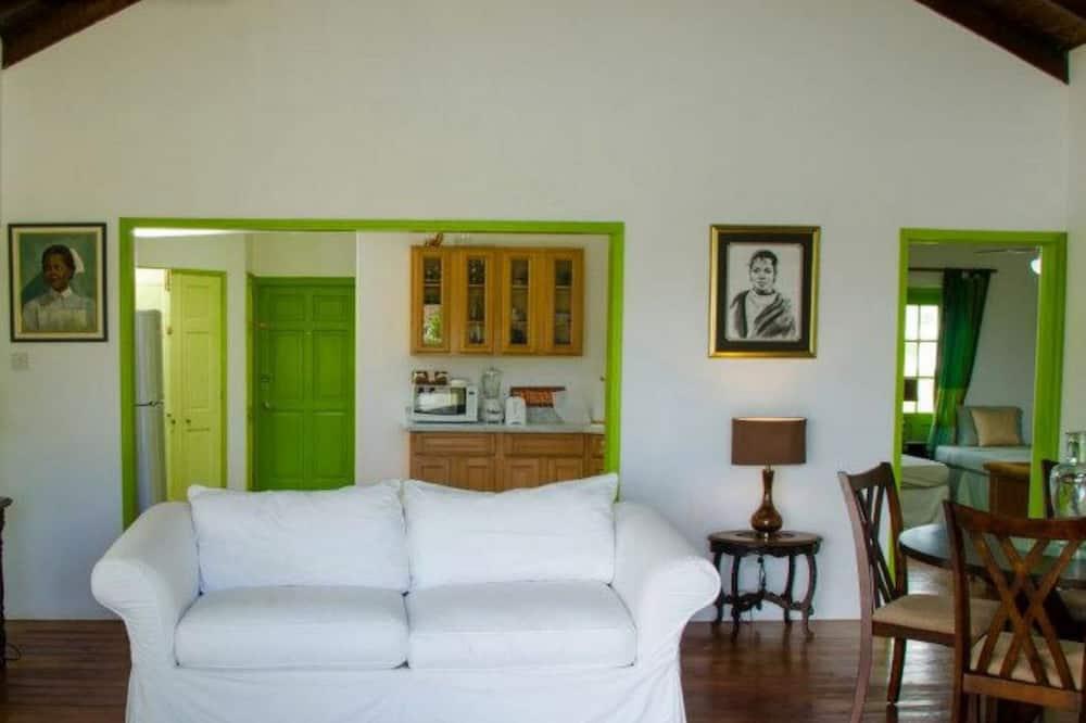 平房, 2 間臥室, 海景 - 浴室