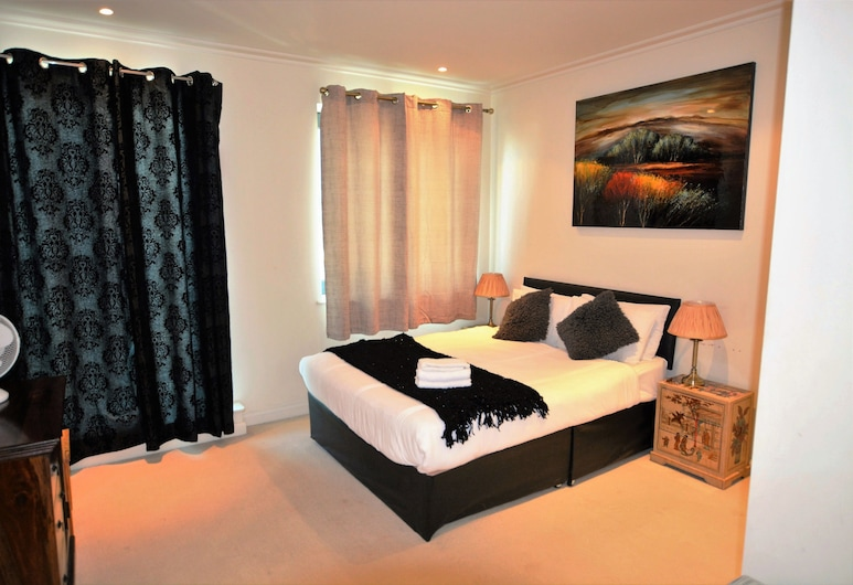 Zen Apartments - Canary Wharf, London, Külaliskorter, 1 magamistoaga, Tuba