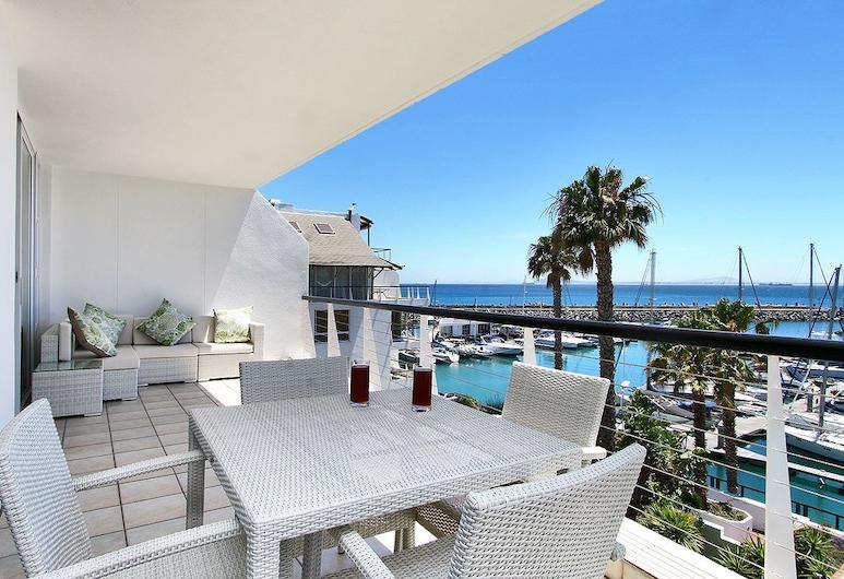 Aqua Views, Cape Town, Apartment, 2 Bedrooms, Terrace/Patio