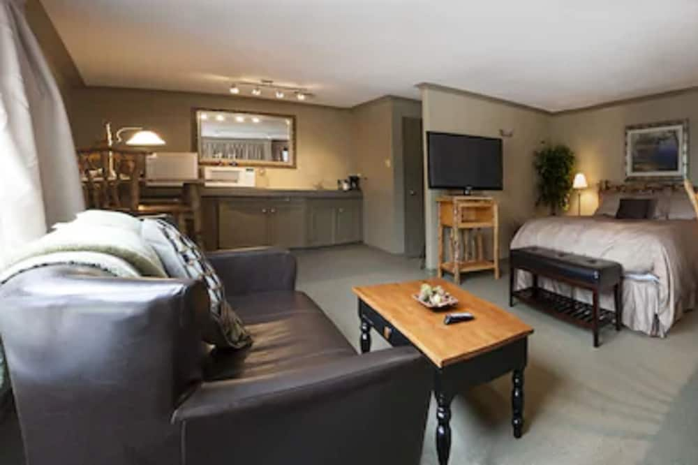 Suite, 1 King Bed (Country Style) - Living Area