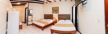 Fotografia hotela (Hotel Flor Blanca) v meste Manuel Antonio