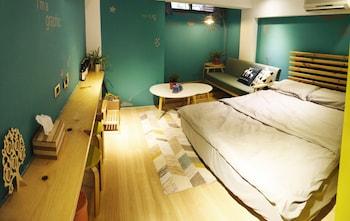 台南、レオ ホ ホステルの写真