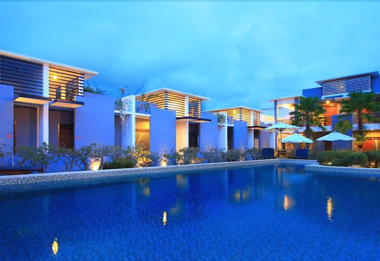 賽米雅客寧靜飯店, 水明漾, 住宿範圍
