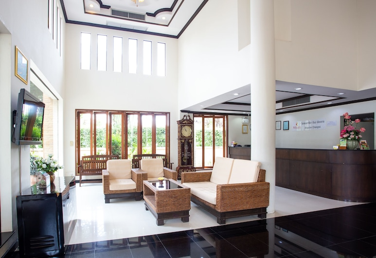 Ariya Inn Chiang Rai, Chiang Rai, Lobby lounge