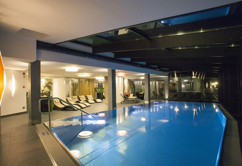 Hotel Ciasa Soleil, Badia, Krytý bazén