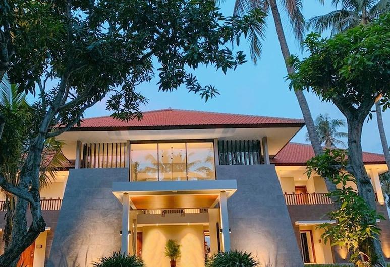 Ketapang Indah Hotel, Banyuwangi, חזית המלון
